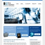 small business website Visa Solutions