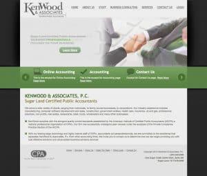 CPA WordPress Website Design