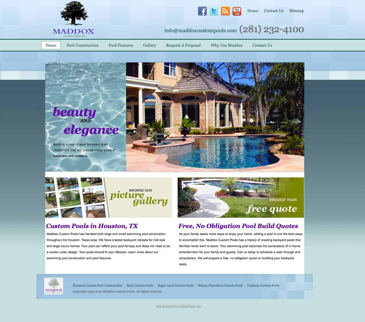 WordPress Custom Design