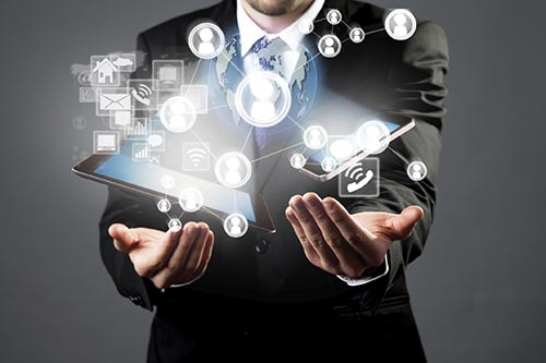 email technology business