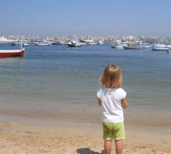 Greek Club - View of Alexandria, Egypt