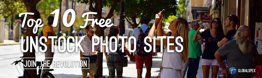 un stock photos for blogging