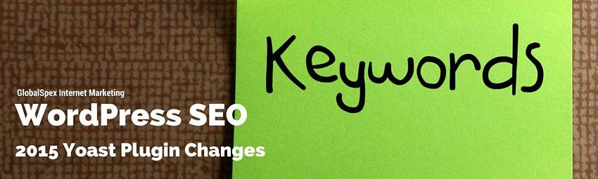 SEO Yoast WordPress Plugin Changes