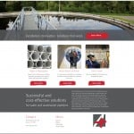 engineering website design