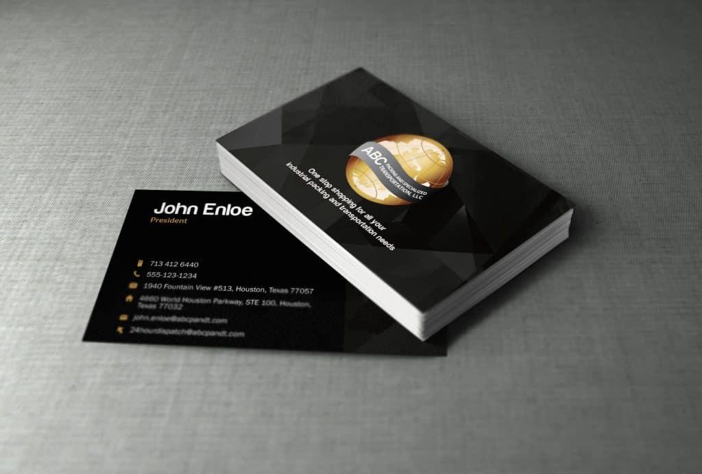 Print Design - GlobalSpex Internet Marketing