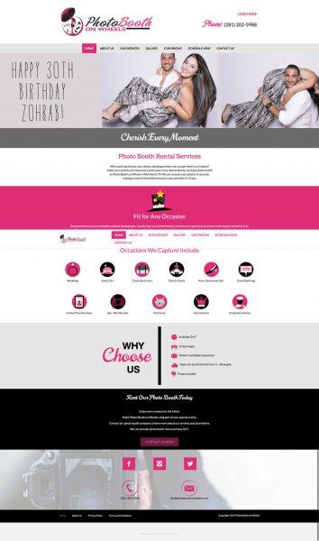 houston web designer