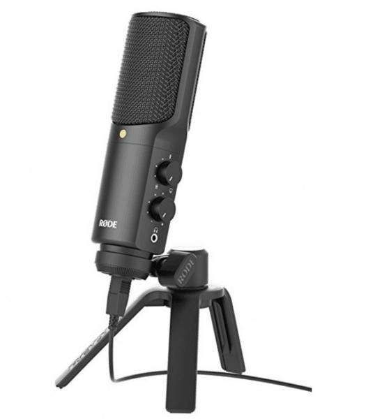 video marketing microphone