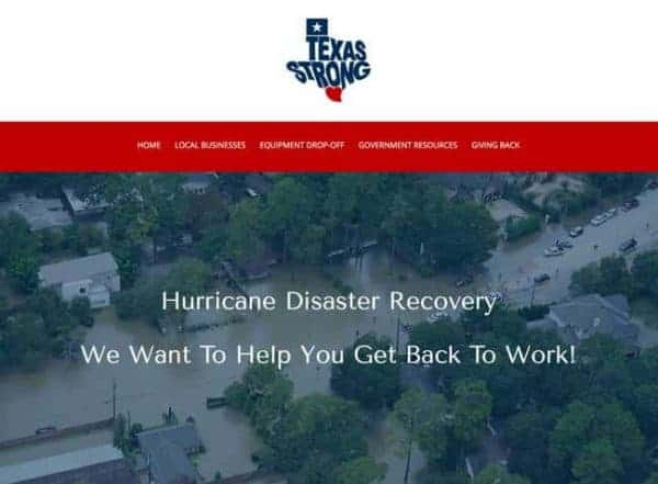 Hurricane_Harvey Business Resources