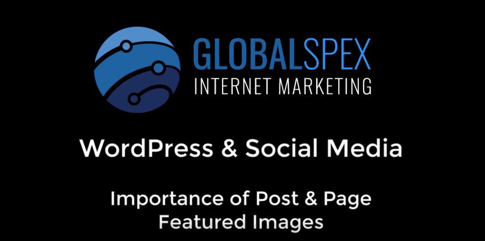 video wordpress social media images