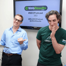 SEO Podcast eWebResults