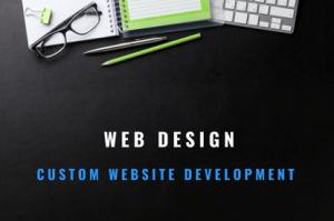 web design custom development