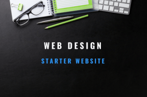 web design starter website
