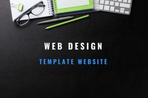 web design template website