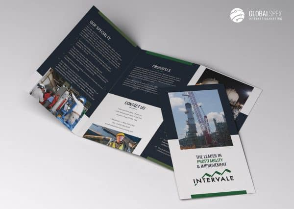 brochure oil gas houston