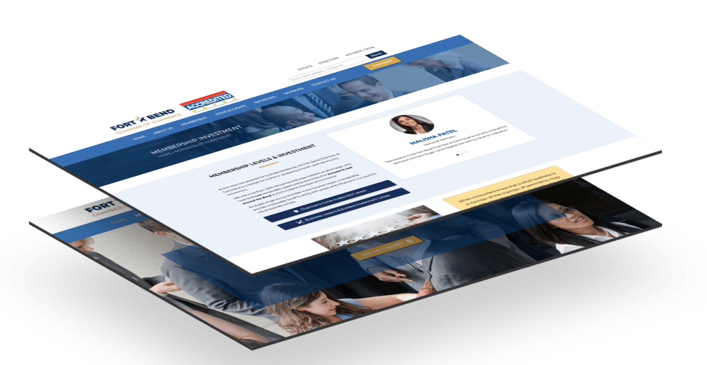 fort bend website design