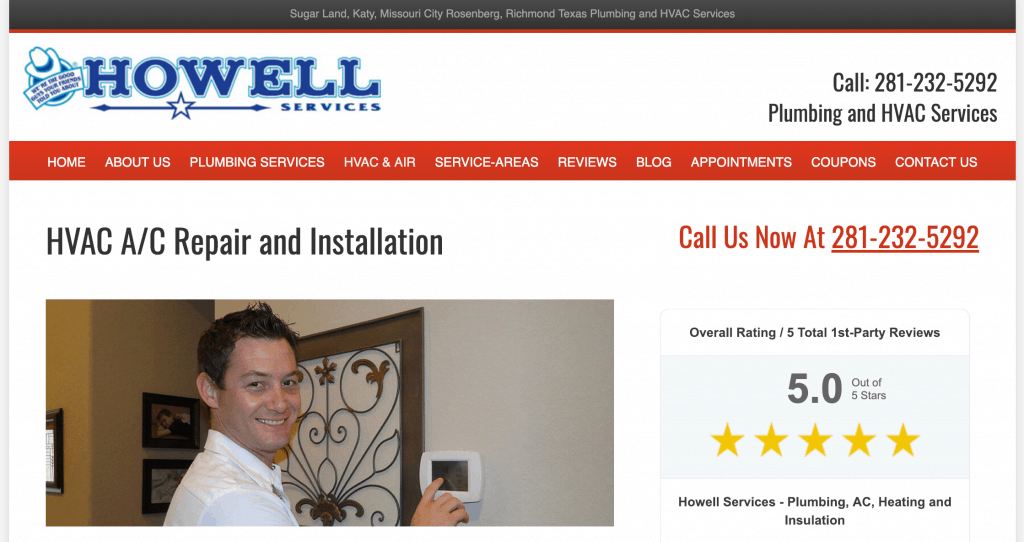 richmond tx plumber