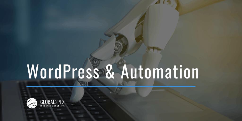WordPress & Automation