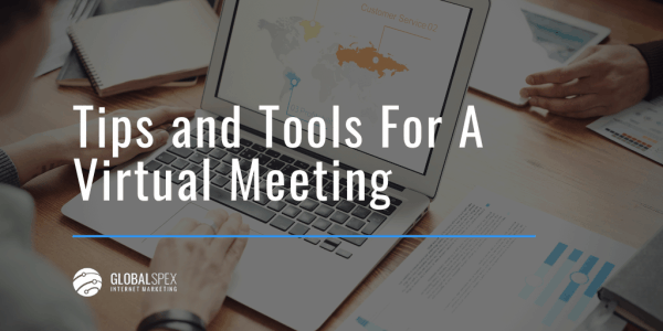 tips for a virtual meeting