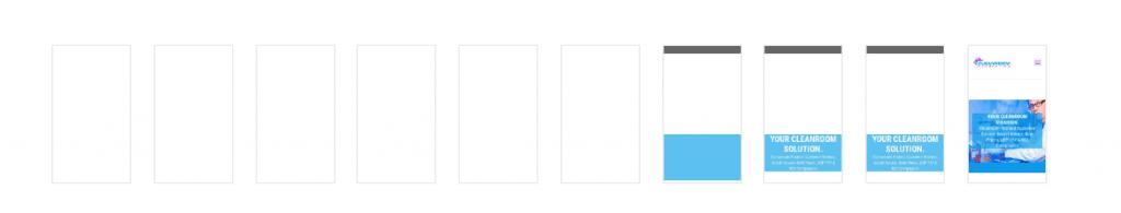 mobile speed rendering example