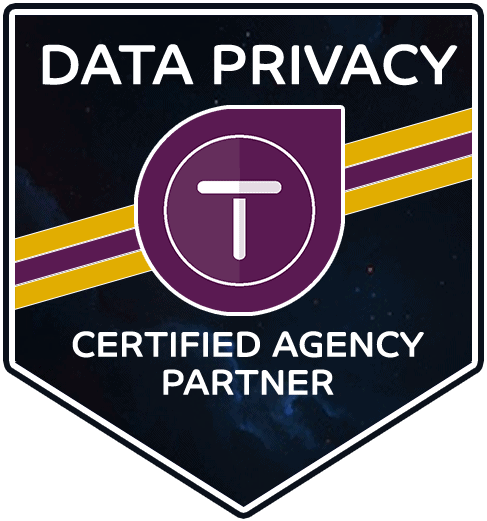 website privacy policy badge