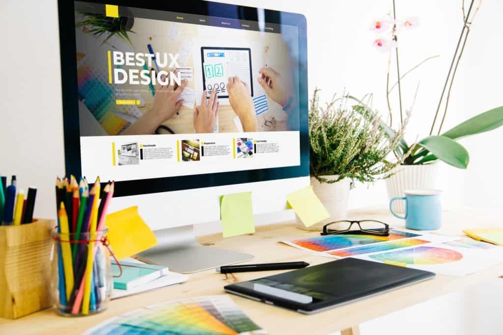 houston website designer