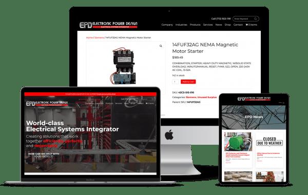ecommerce b2b web design