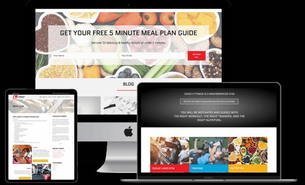Sugar Land Website Design