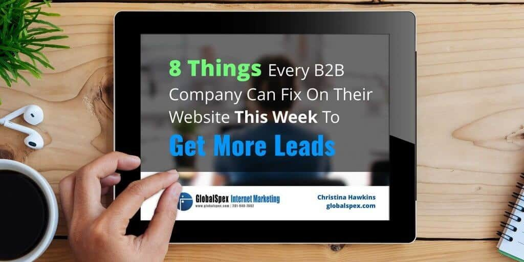 B2B Website Leads