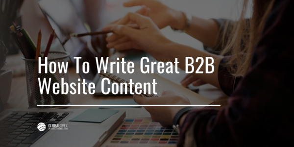 How Write Website Content