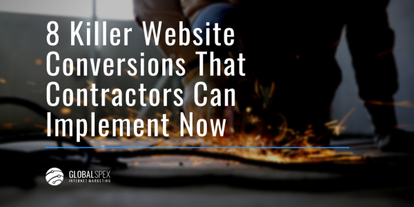 Contractor Website Lead Conversion