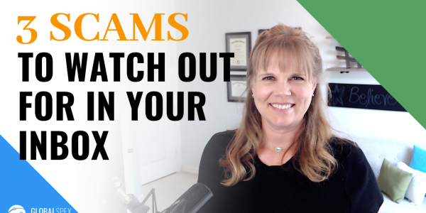 3 Scams In Your Inbox - Video Thumbnail