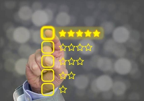 reviews five stars