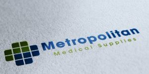 Logo Design Metro Medical